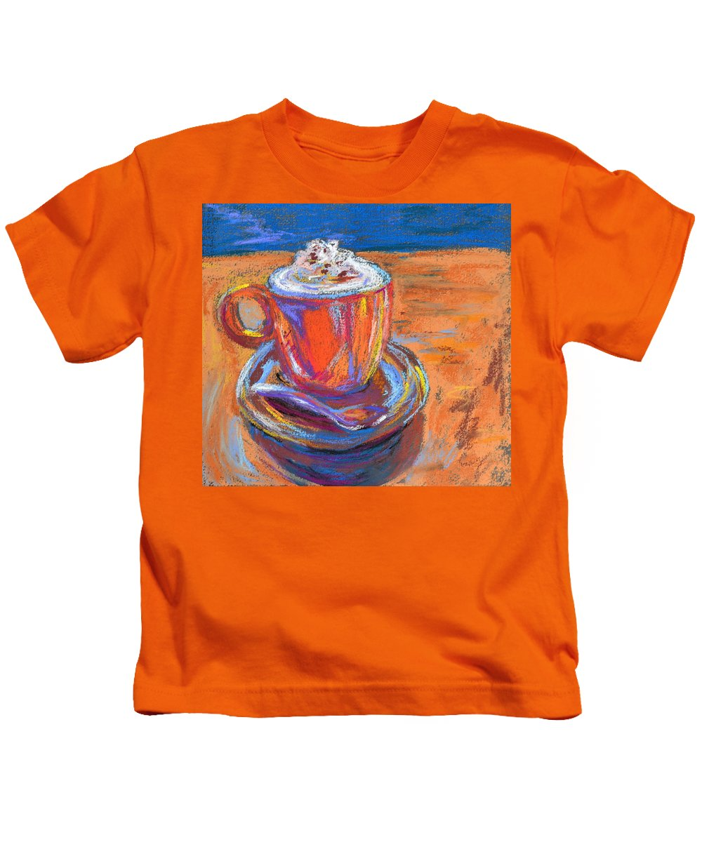 The Pleasure Of A Well-made Thing Kids T-Shirt featuring the painting The Pleasure Of A Well-made Thing by Beverley Harper Tinsley