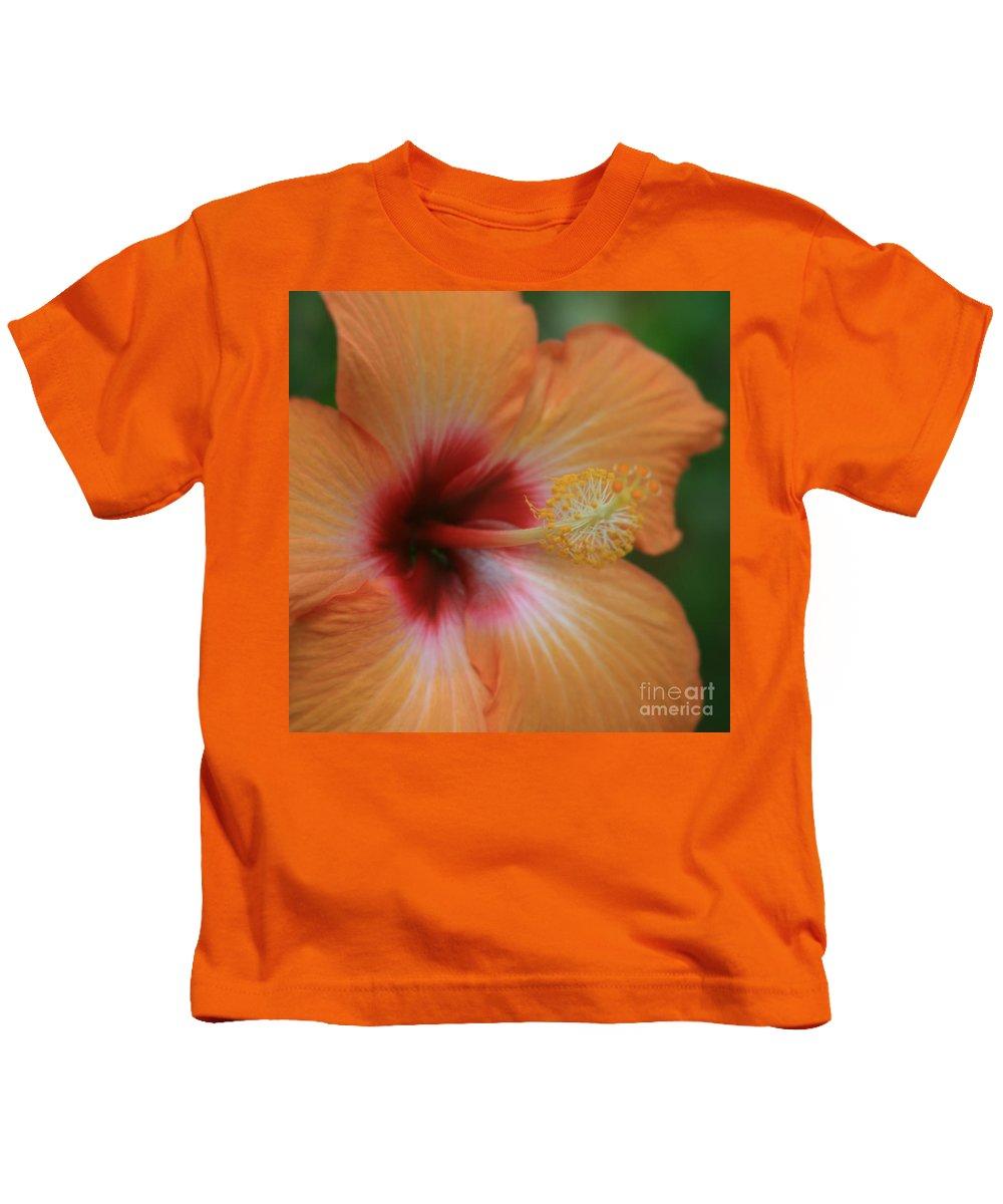 Aloha Kids T-Shirt featuring the photograph Gods Garden by Sharon Mau