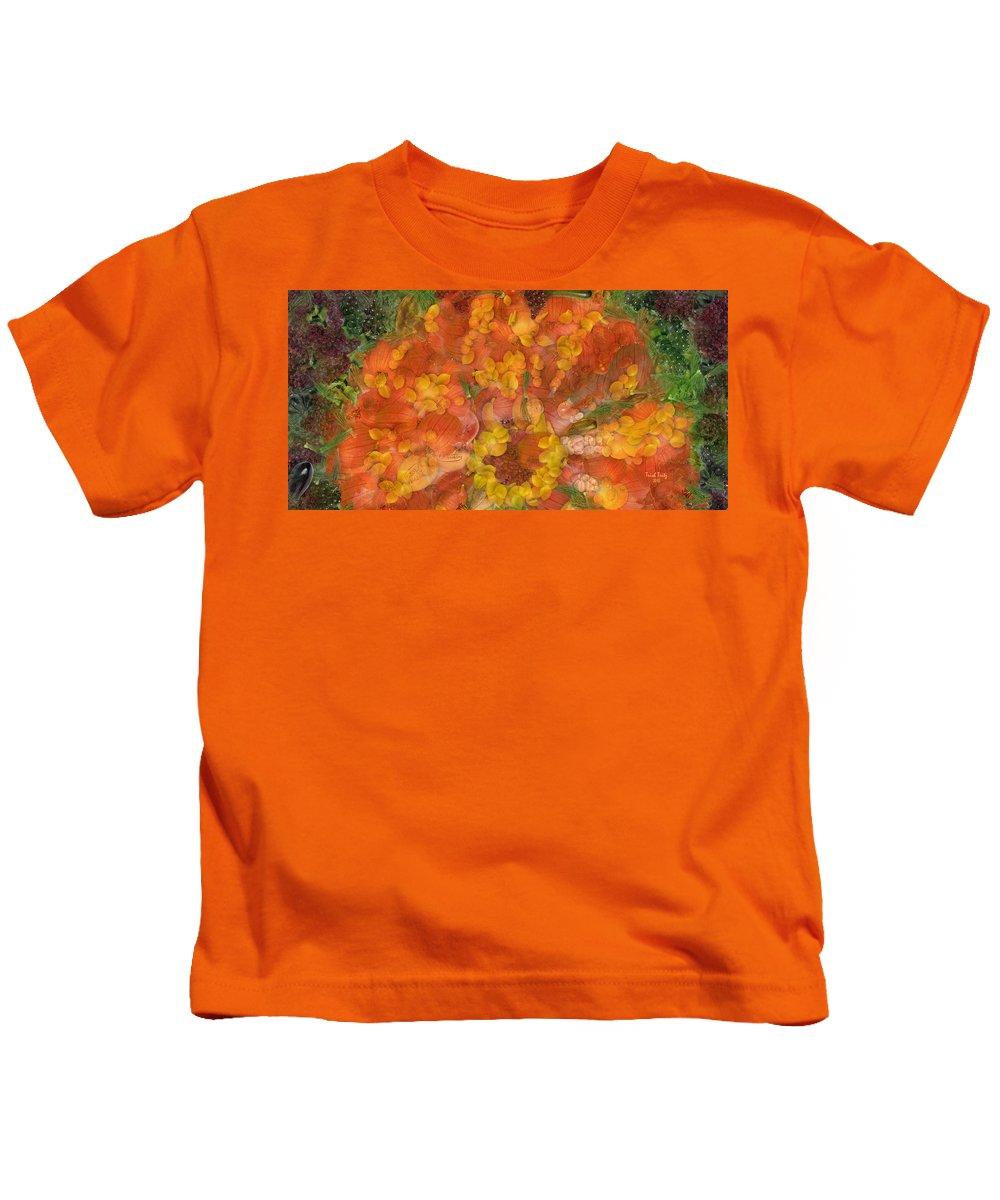 Fruit Kids T-Shirt featuring the photograph Fruitful by Trish Tritz