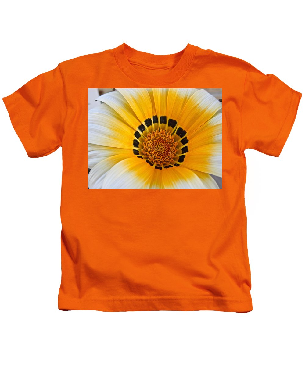 Flowers Kids T-Shirt featuring the photograph No Name by Diana Hatcher