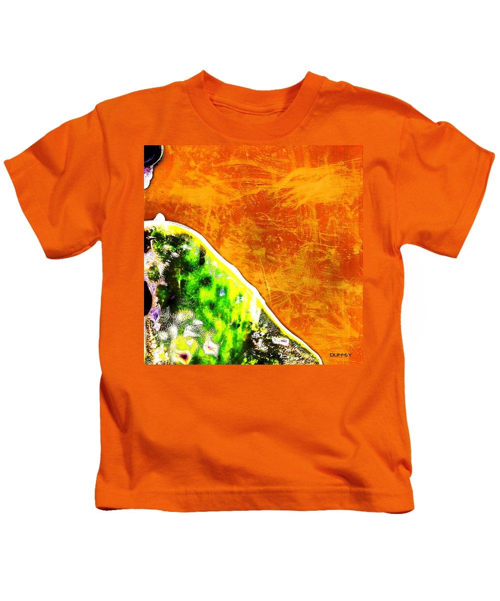 Andy Warhol Kids T-Shirt featuring the photograph She Walked Toward The Sunrise by Doug Duffey