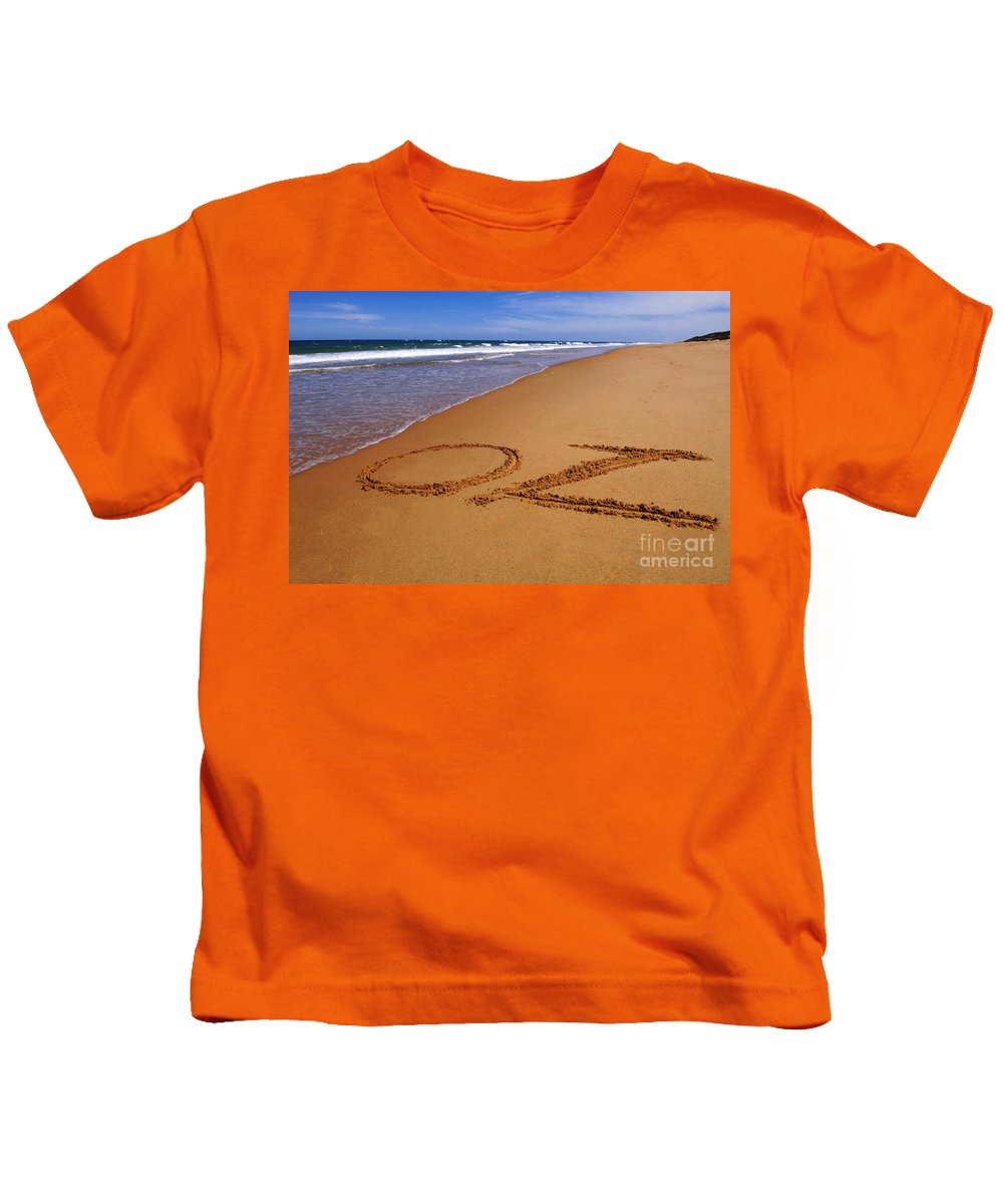 Oz Kids T-Shirt featuring the photograph The Land Of Oz by Bob Christopher