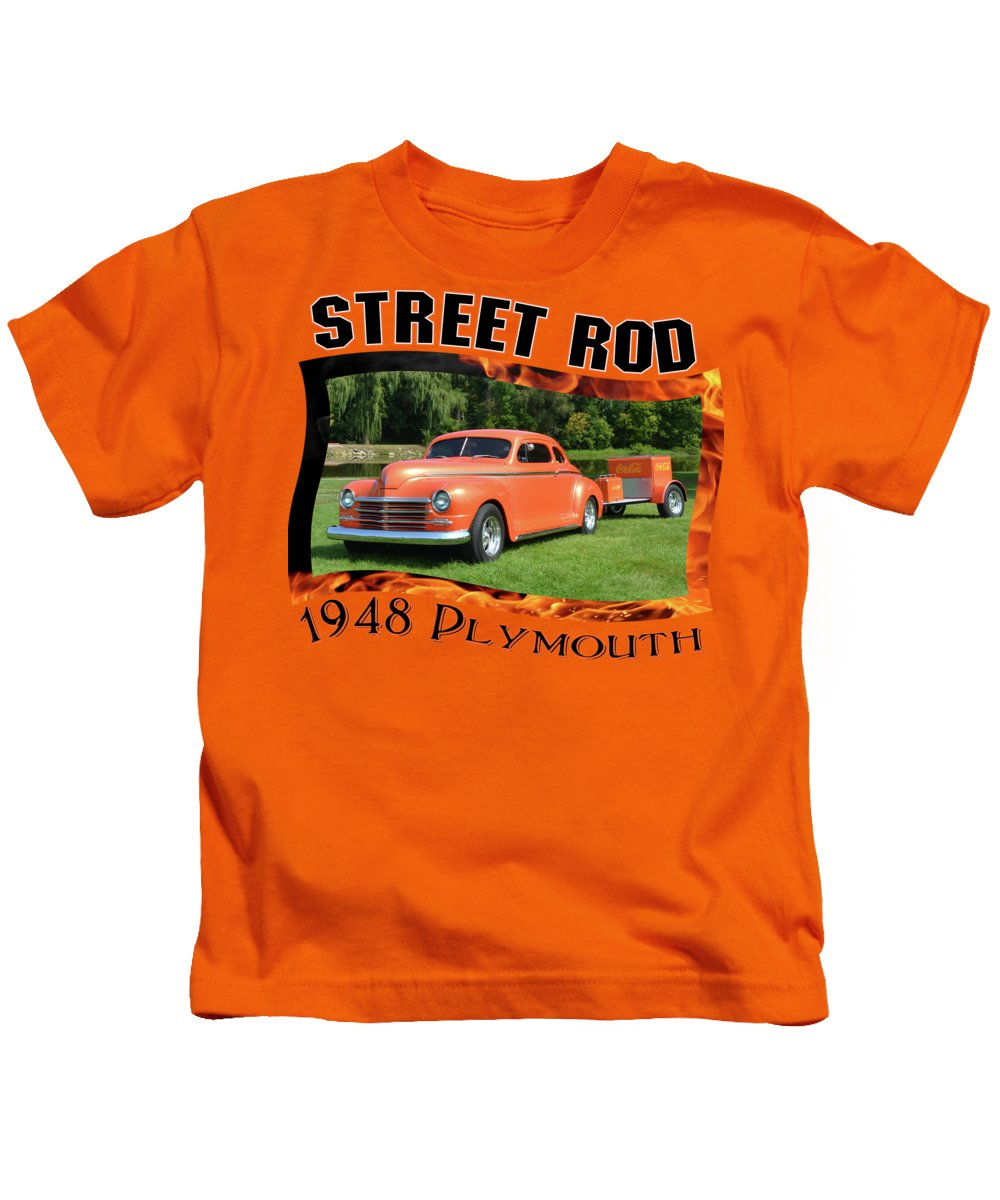 Plymouth Grant Kids TShirt For Sale By Mobile Event Photo Car - Car show t shirts for sale