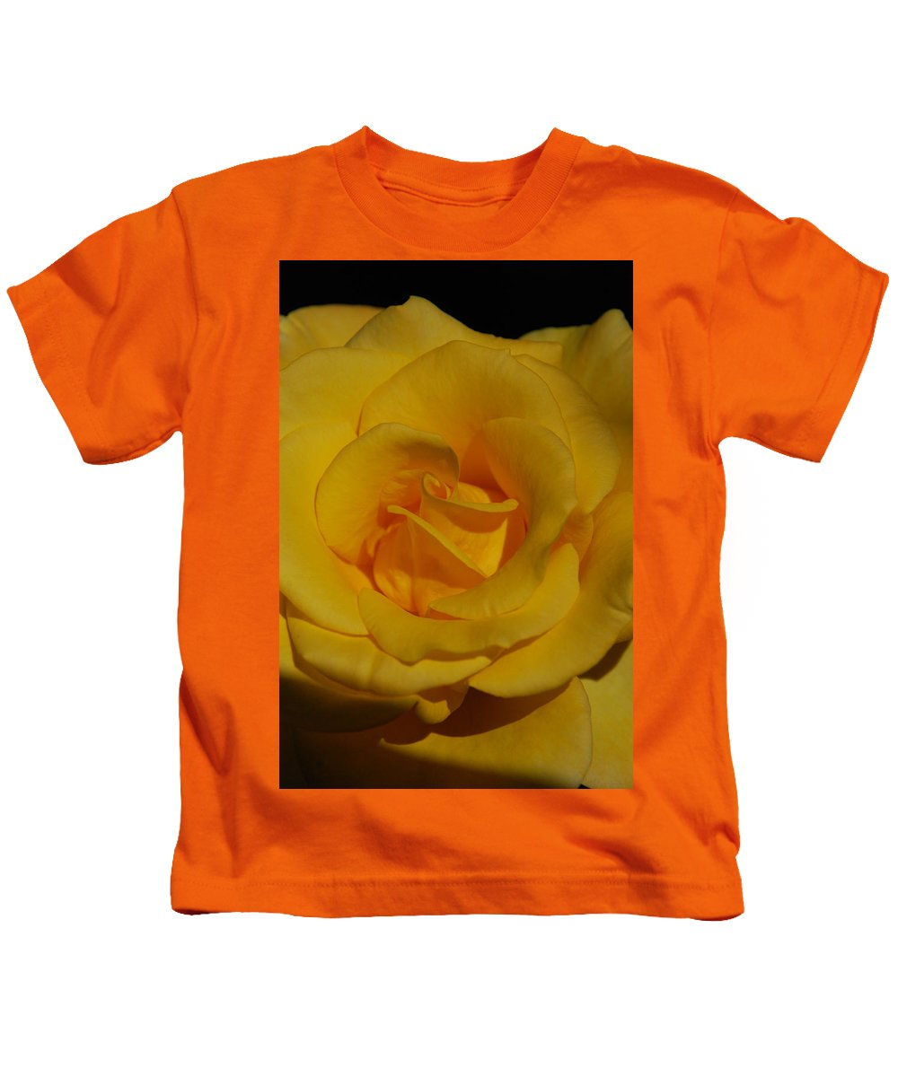 Earth's Flowers Kids T-Shirt featuring the photograph Beauty by Carol Eliassen