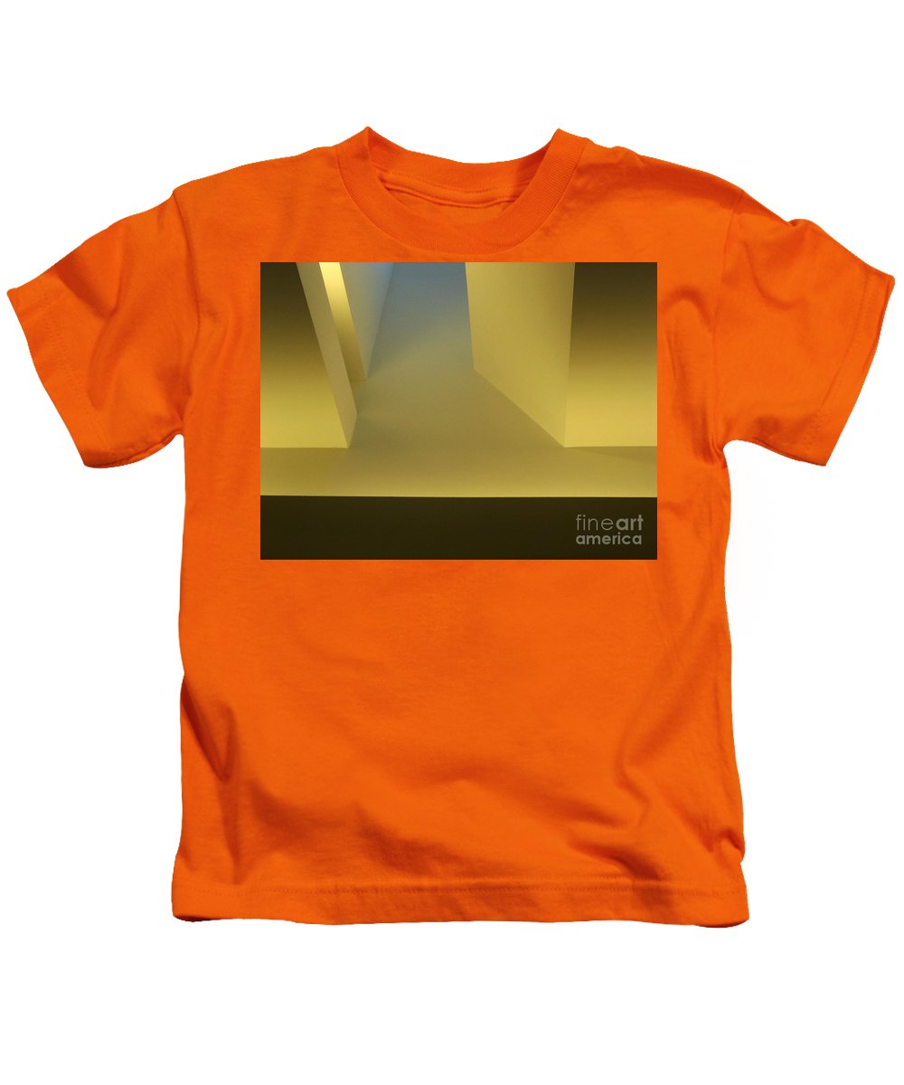 Yellow Kids T-Shirt featuring the photograph Above Series 4.0 by Dana DiPasquale