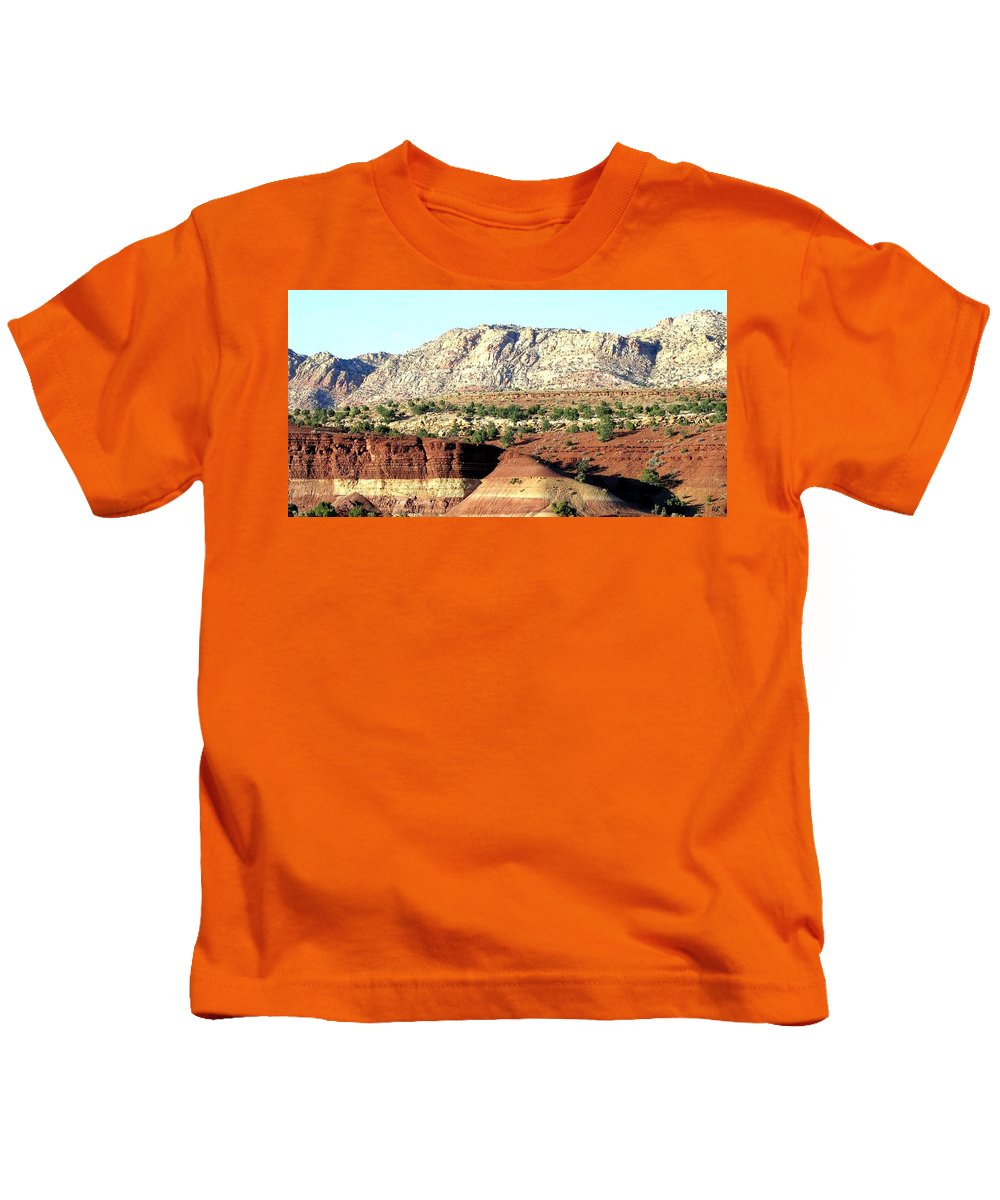 Arizona Kids T-Shirt featuring the photograph Arizona 18 by Will Borden