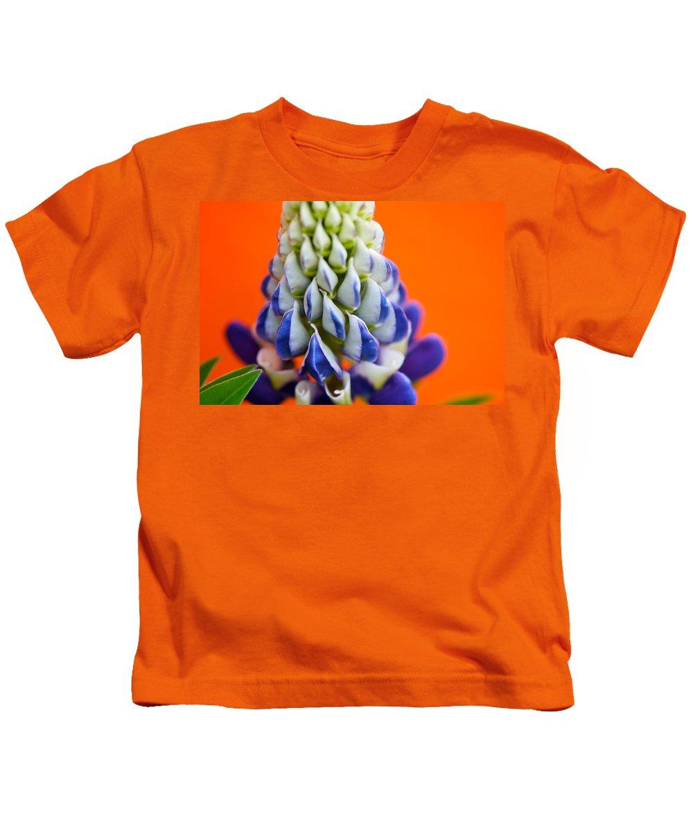 Interior Design Kids T-Shirt featuring the photograph Attention Seeking by Lisa Knechtel
