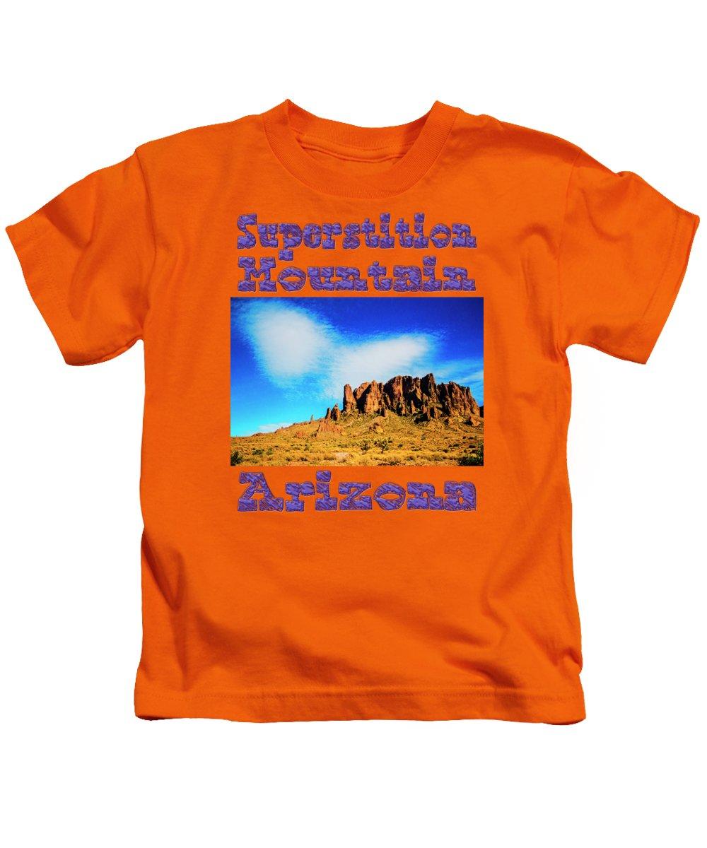 Mountian Kids T-Shirts