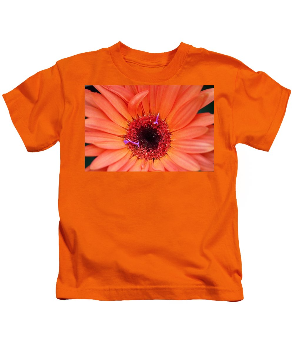 Flower Kids T-Shirt featuring the photograph Colorburst by Christine Patterson