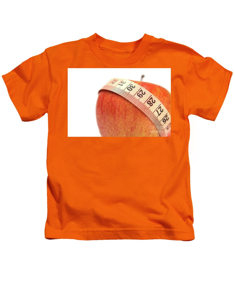 Diet Kids T-Shirt featuring the photograph Diet Concep by Yedidya yos mizrachi