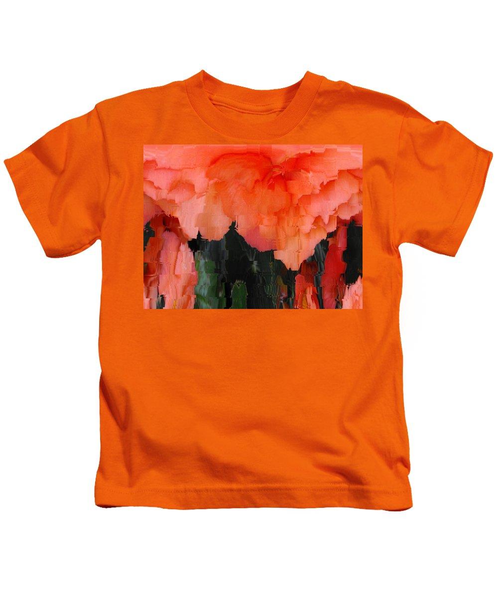 Flower Kids T-Shirt featuring the photograph Flower 3 by Tim Allen