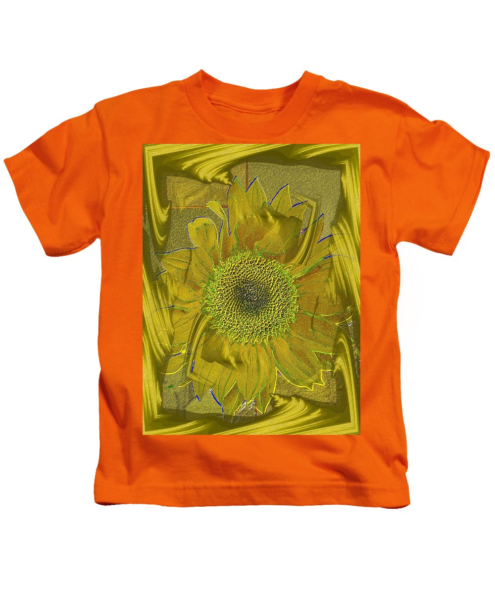 Flower Kids T-Shirt featuring the photograph Fulfillment by Tim Allen