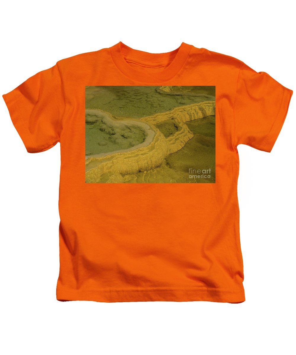 Minerva Terrace Kids T-Shirt featuring the photograph Minerva Terrace Detail 3 by Tracy Knauer
