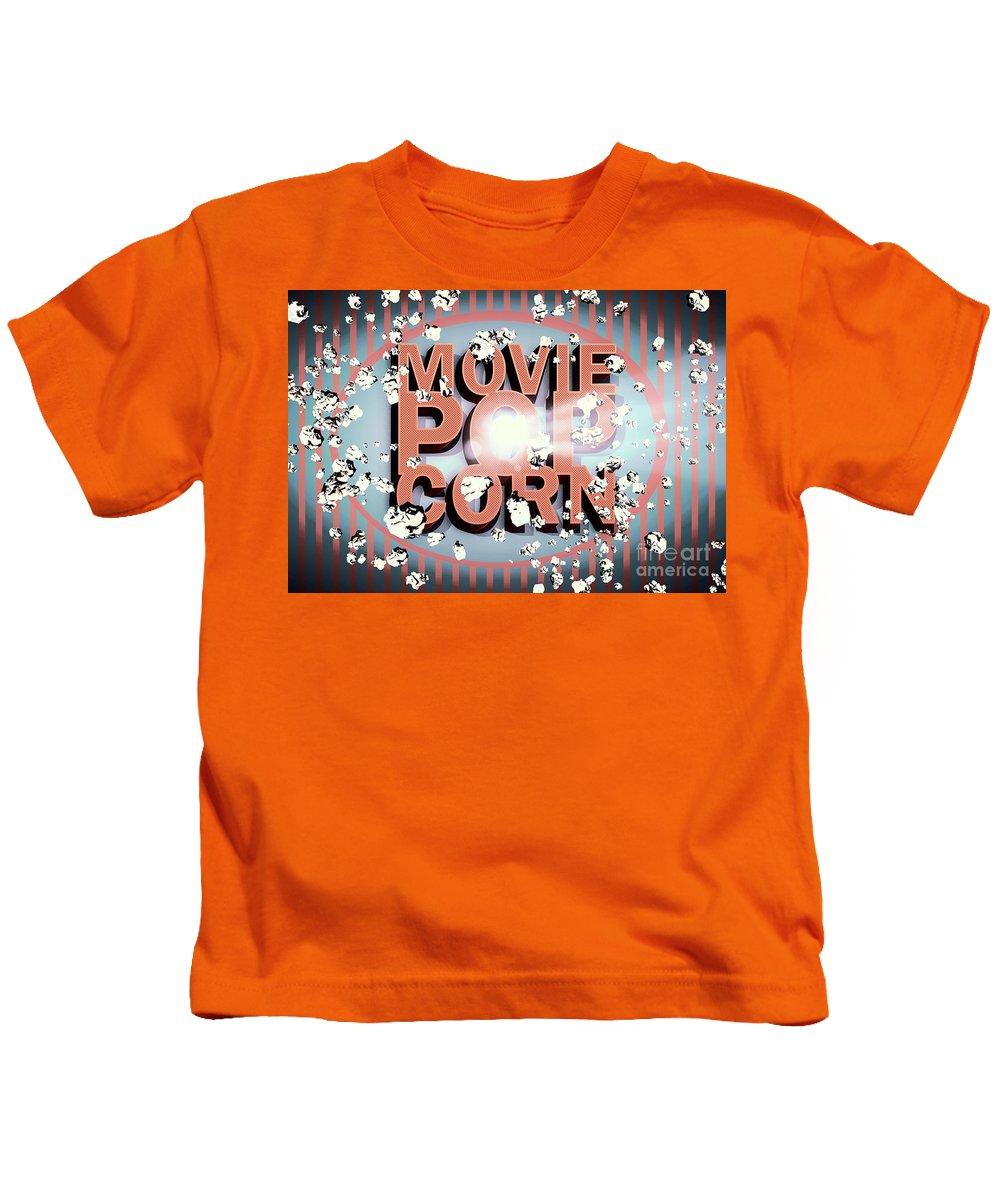Film Grain Kids T-Shirts