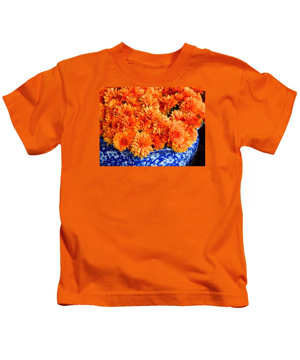 Mums Kids T-Shirt featuring the photograph Mumz The Word by Arlane Crump