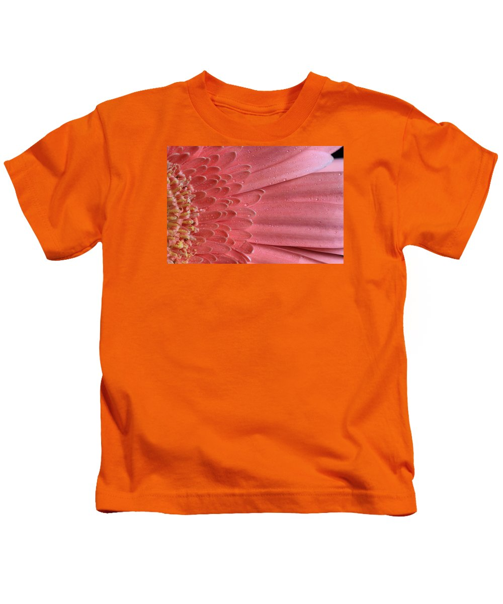 Daisy Kids T-Shirt featuring the photograph Oopsy Daisy by Shelley Neff