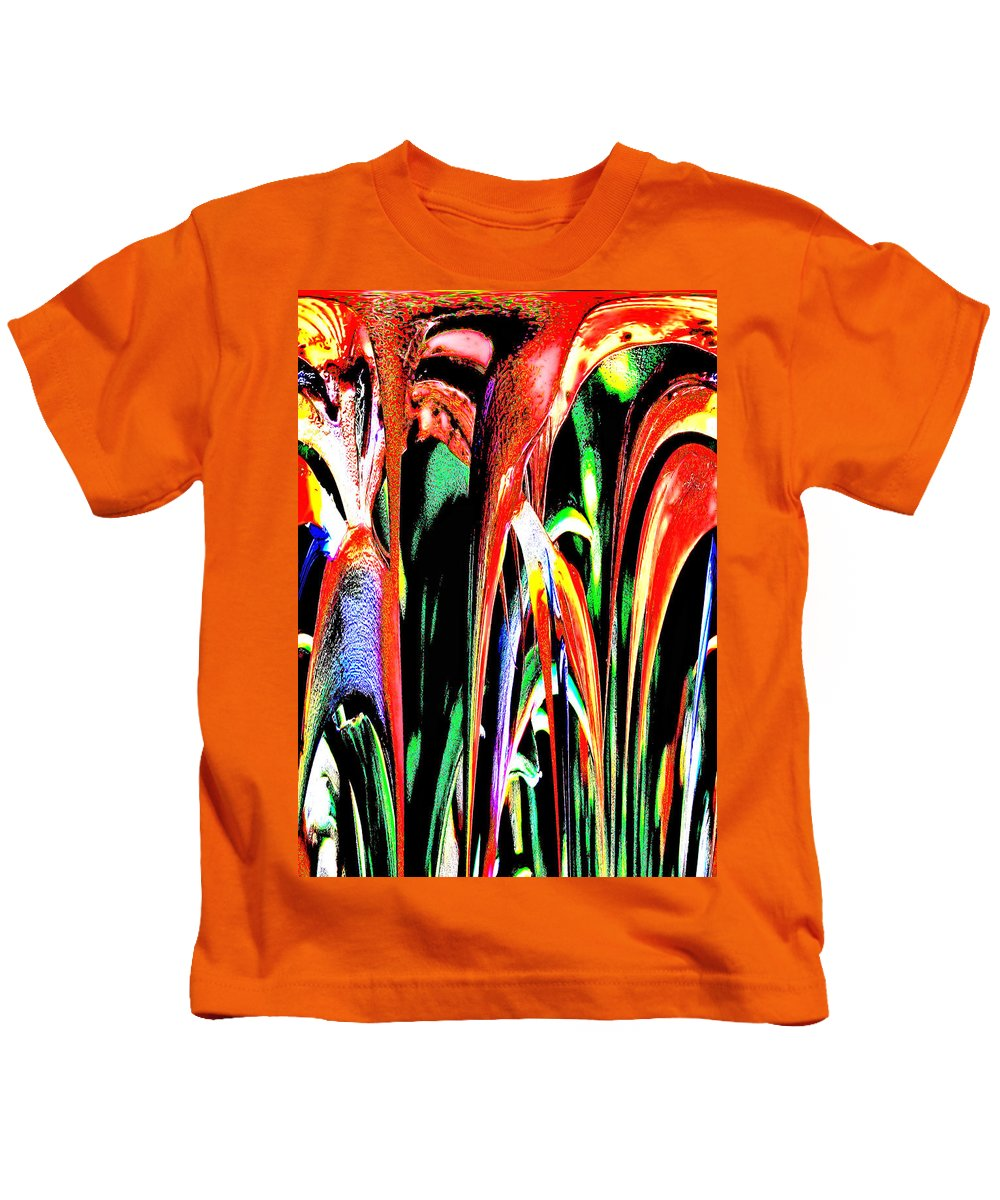 Bob Wall Kids T-Shirt featuring the photograph Paradise Lost by Bob Wall