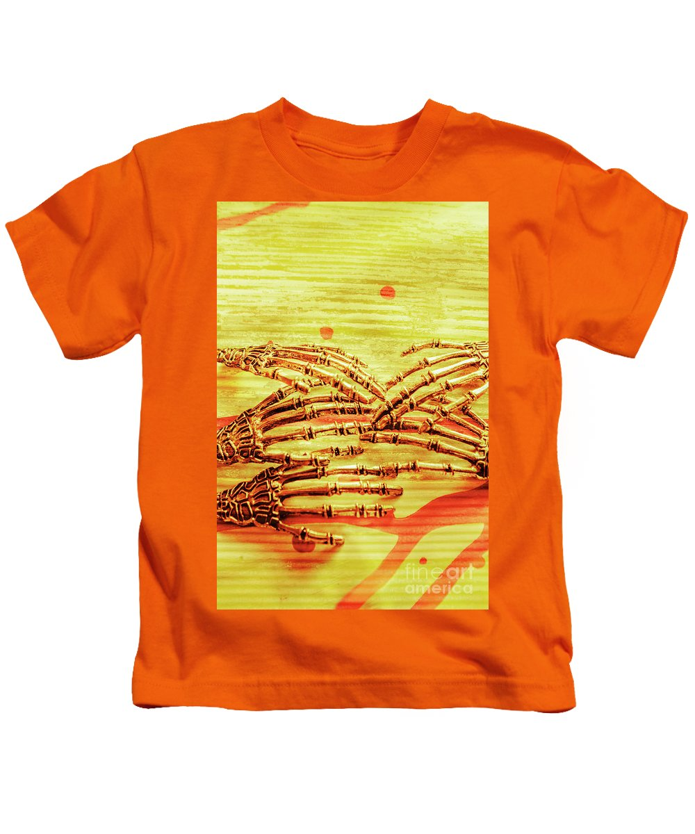 Biomechanics Kids T-Shirts | Fine Art America