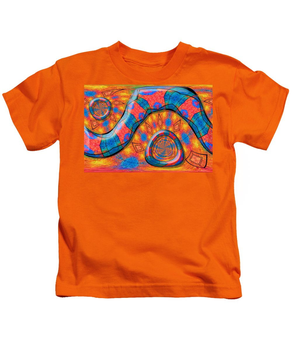 Photography Kids T-Shirt featuring the photograph Sedona by Paul Wear