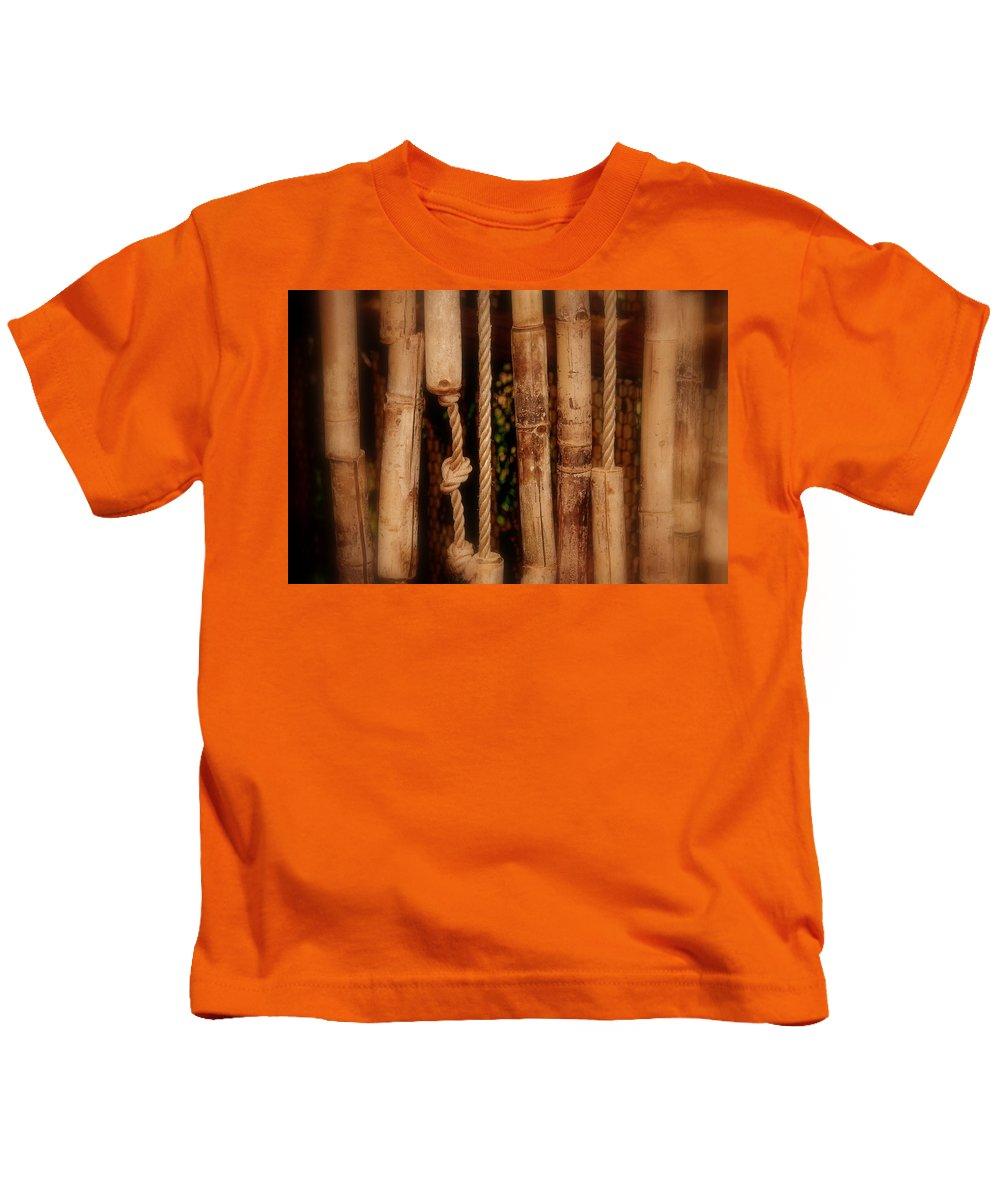 Door Kids T-Shirt featuring the photograph The Door Is Always Open by Susanne Van Hulst