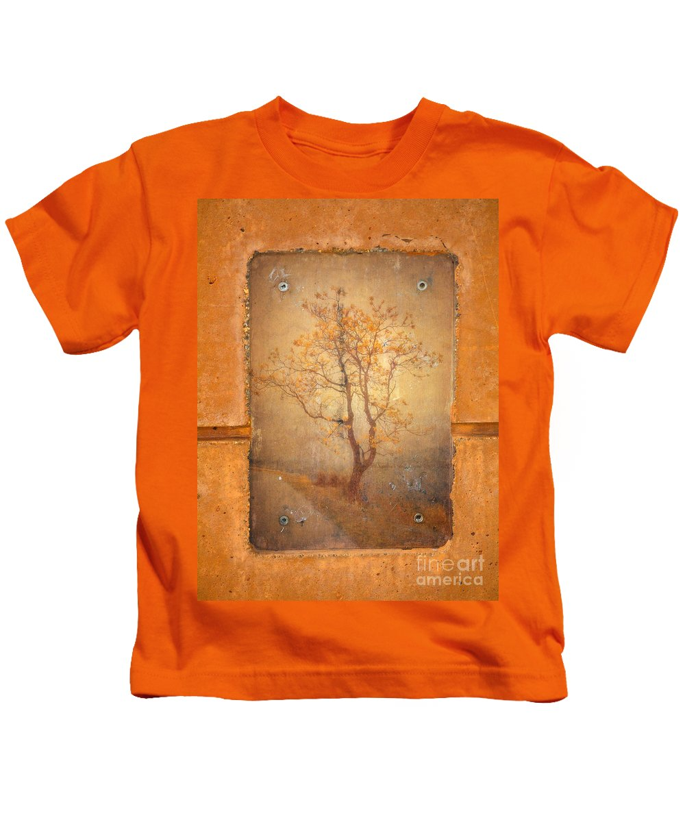 Tree Kids T-Shirt featuring the photograph The Last Tree by Tara Turner