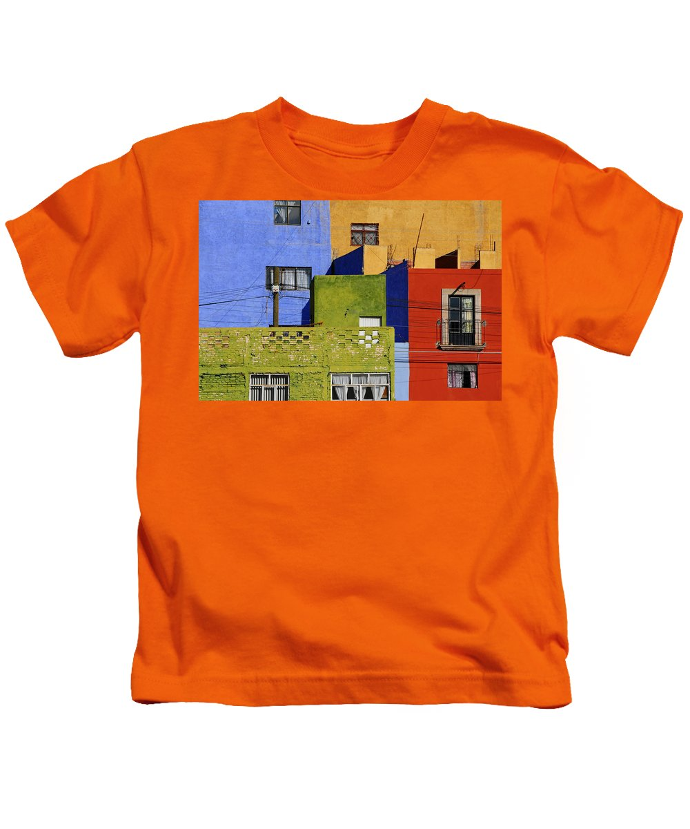 Skip Hunt Kids T-Shirt featuring the photograph Toy Box by Skip Hunt