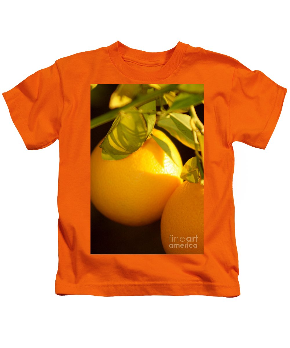Fruit Kids T-Shirt featuring the photograph Winter Fruit by Nadine Rippelmeyer