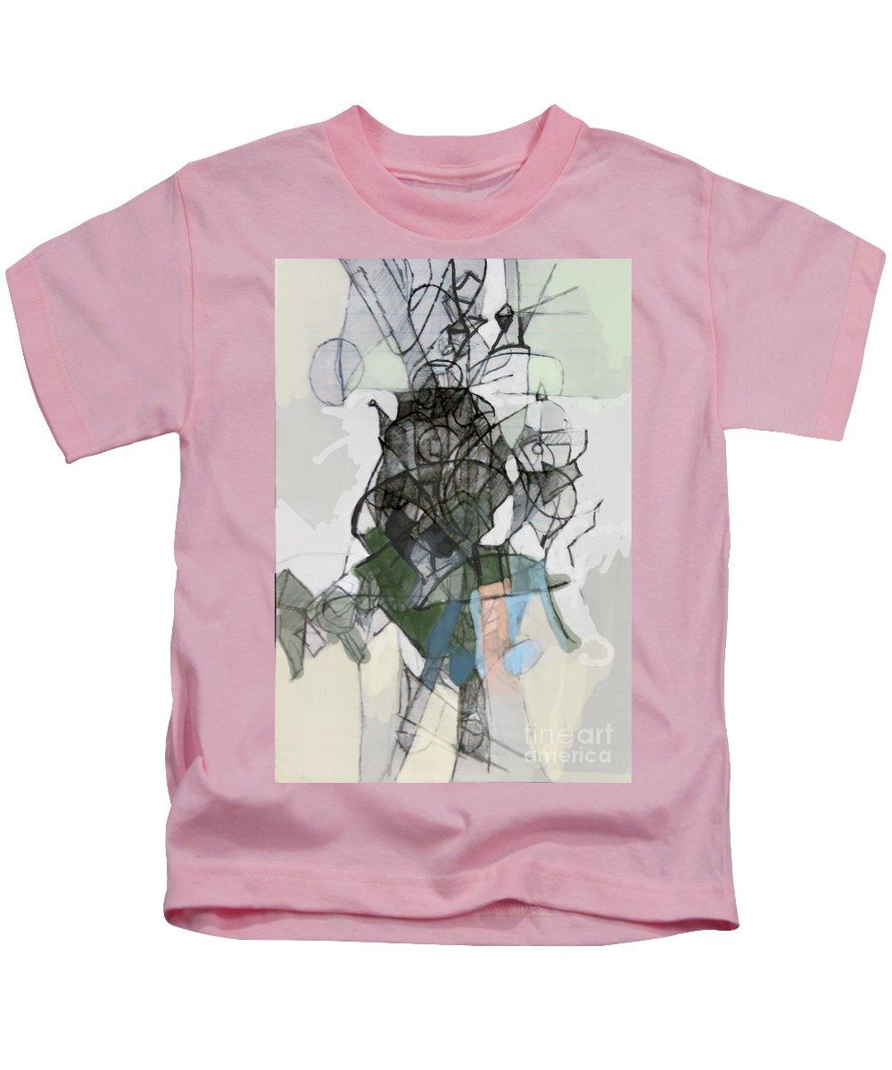 Torah Kids T-Shirt featuring the digital art Self-renewal 16b by David Baruch Wolk