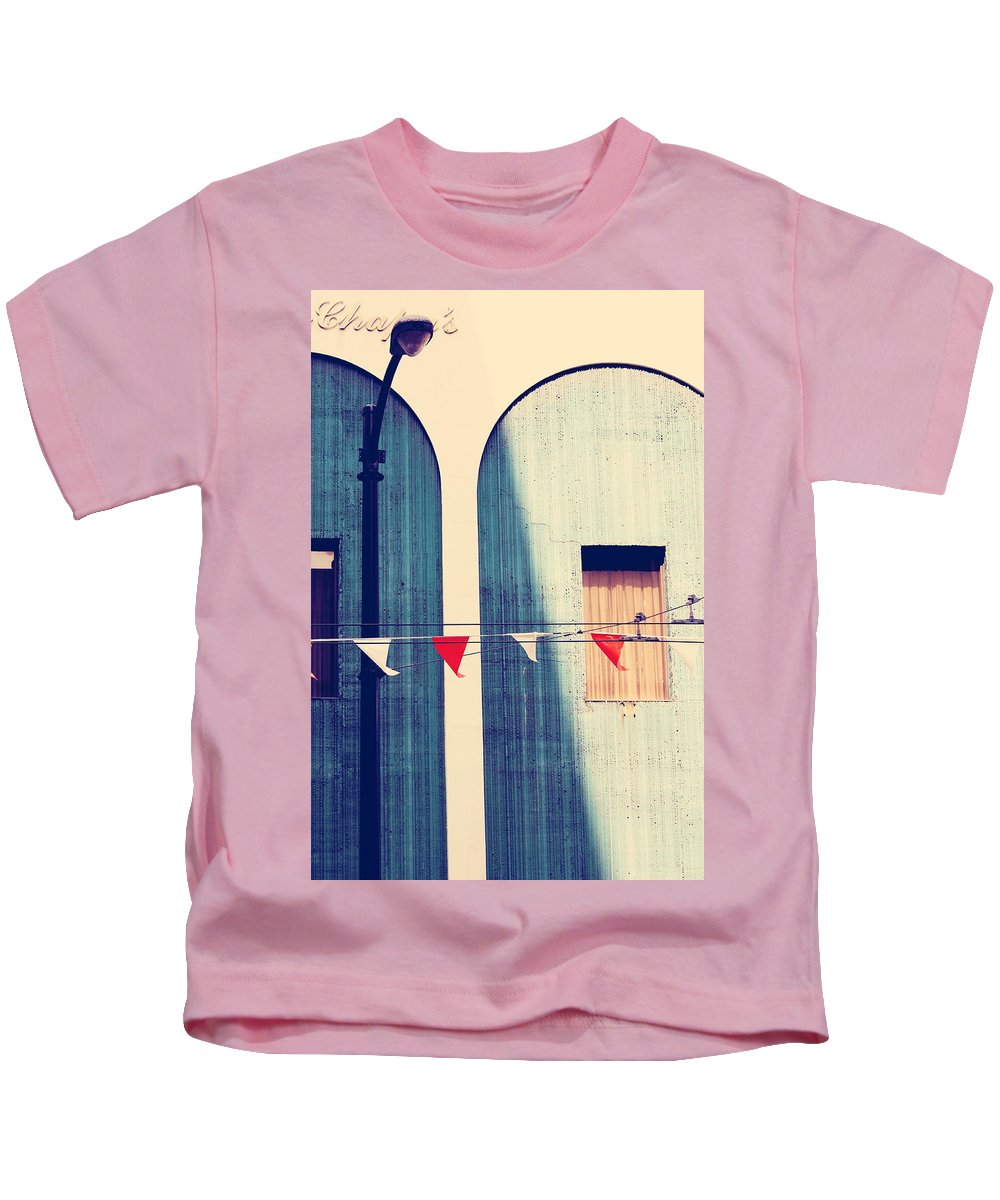 Abstract Kids T-Shirt featuring the photograph Call It What Happen by The Artist Project