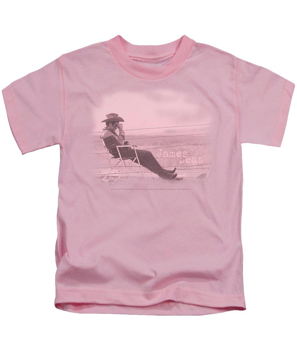James Dean Kids T-Shirts
