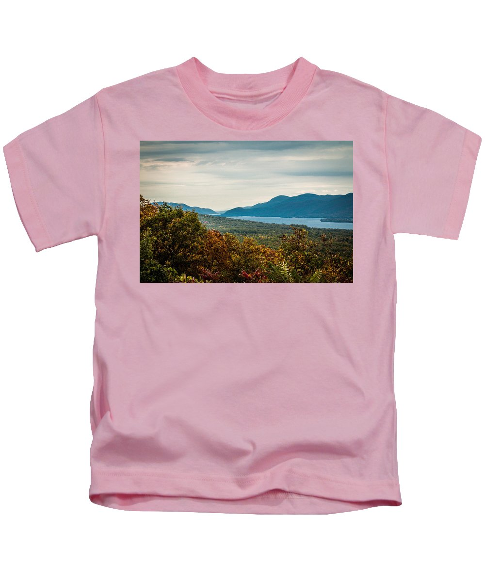 Mt. Prospect Photographs Kids T-Shirts