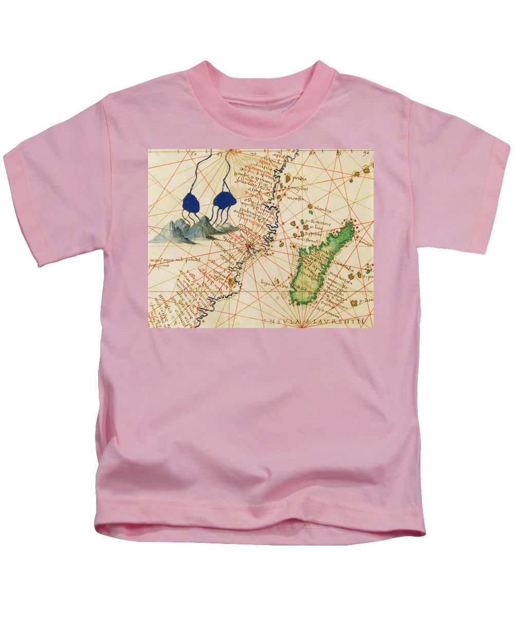 Madagascar Map For Kids