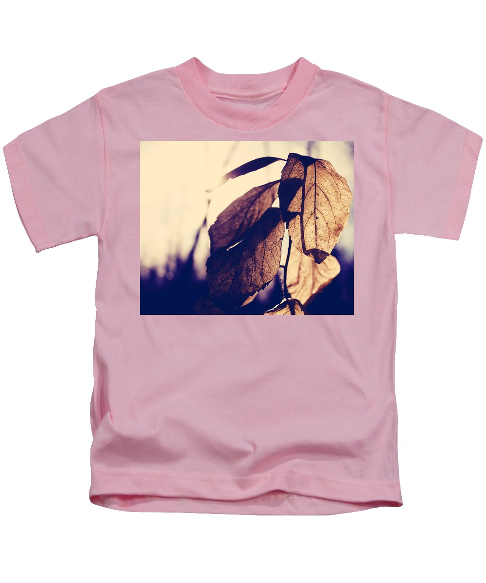 Nature Kids T-Shirt featuring the photograph My Message Home by The Artist Project