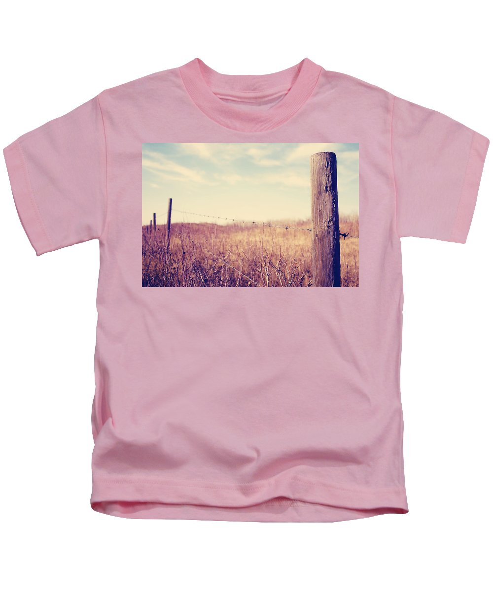 Nature Kids T-Shirt featuring the photograph Slow The Day Down by The Artist Project