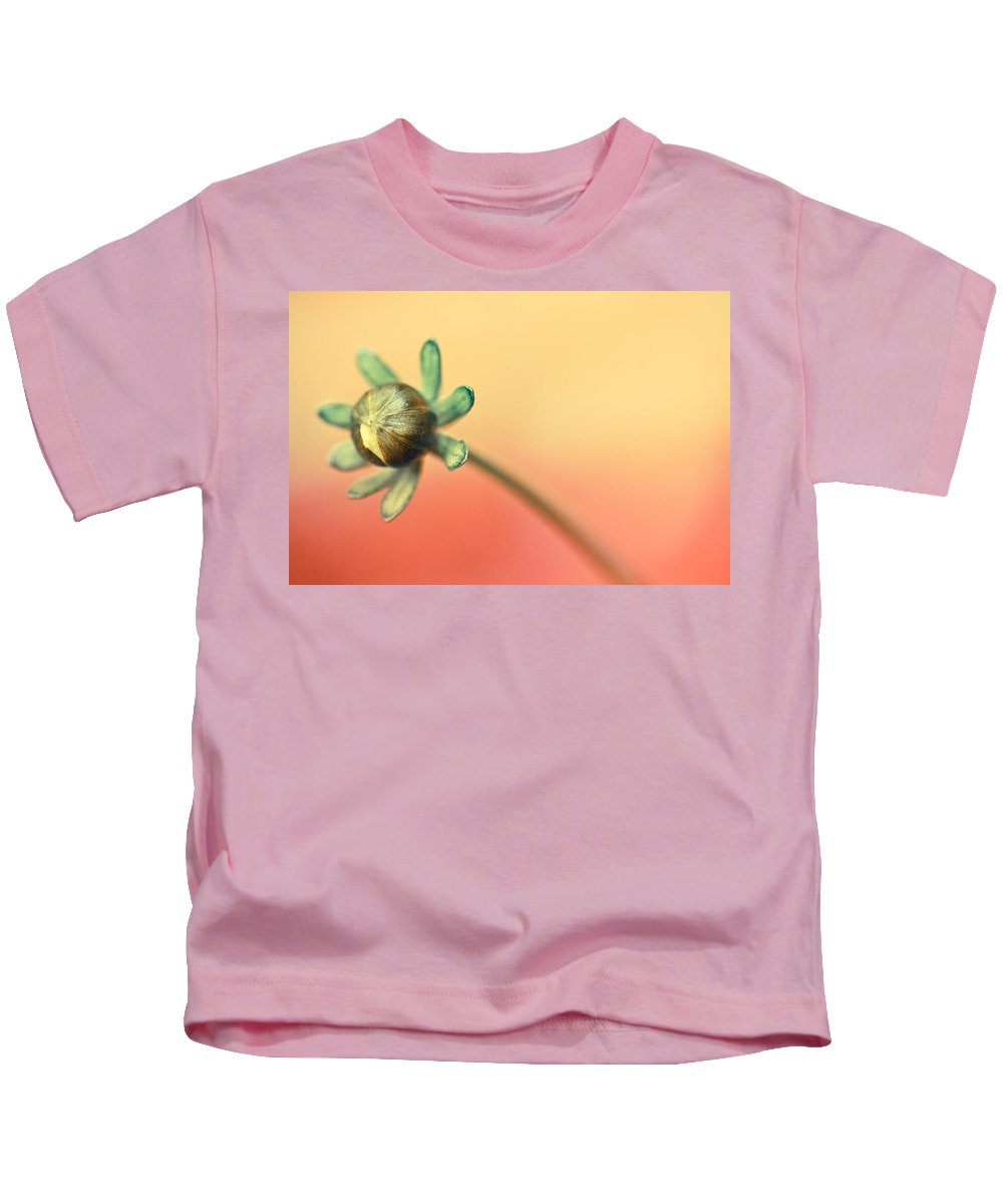 Flower Kids T-Shirt featuring the photograph Sunshine Flower by Shane Holsclaw