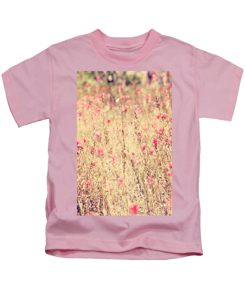 Landscapes Kids T-Shirt featuring the photograph Through Us Again by The Artist Project