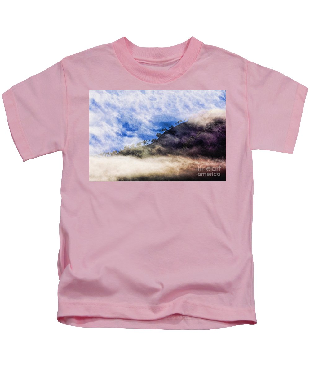 La Palma Kids T-Shirt featuring the photograph Heaven On Earth by Casper Cammeraat