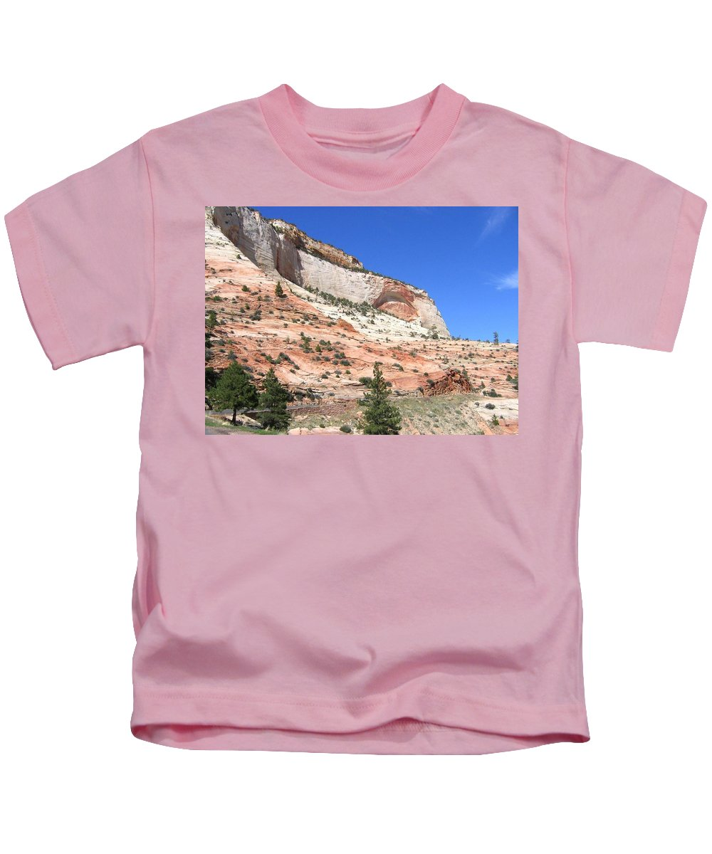 Utah Kids T-Shirt featuring the photograph Utah 18 by Will Borden