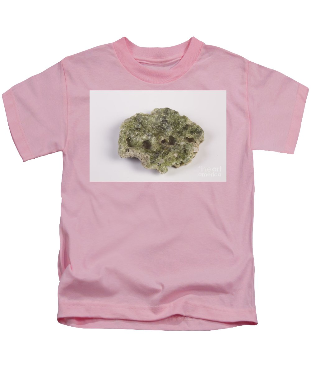 Trinitite Kids T-Shirt featuring the photograph Trinitite by Ted Kinsman