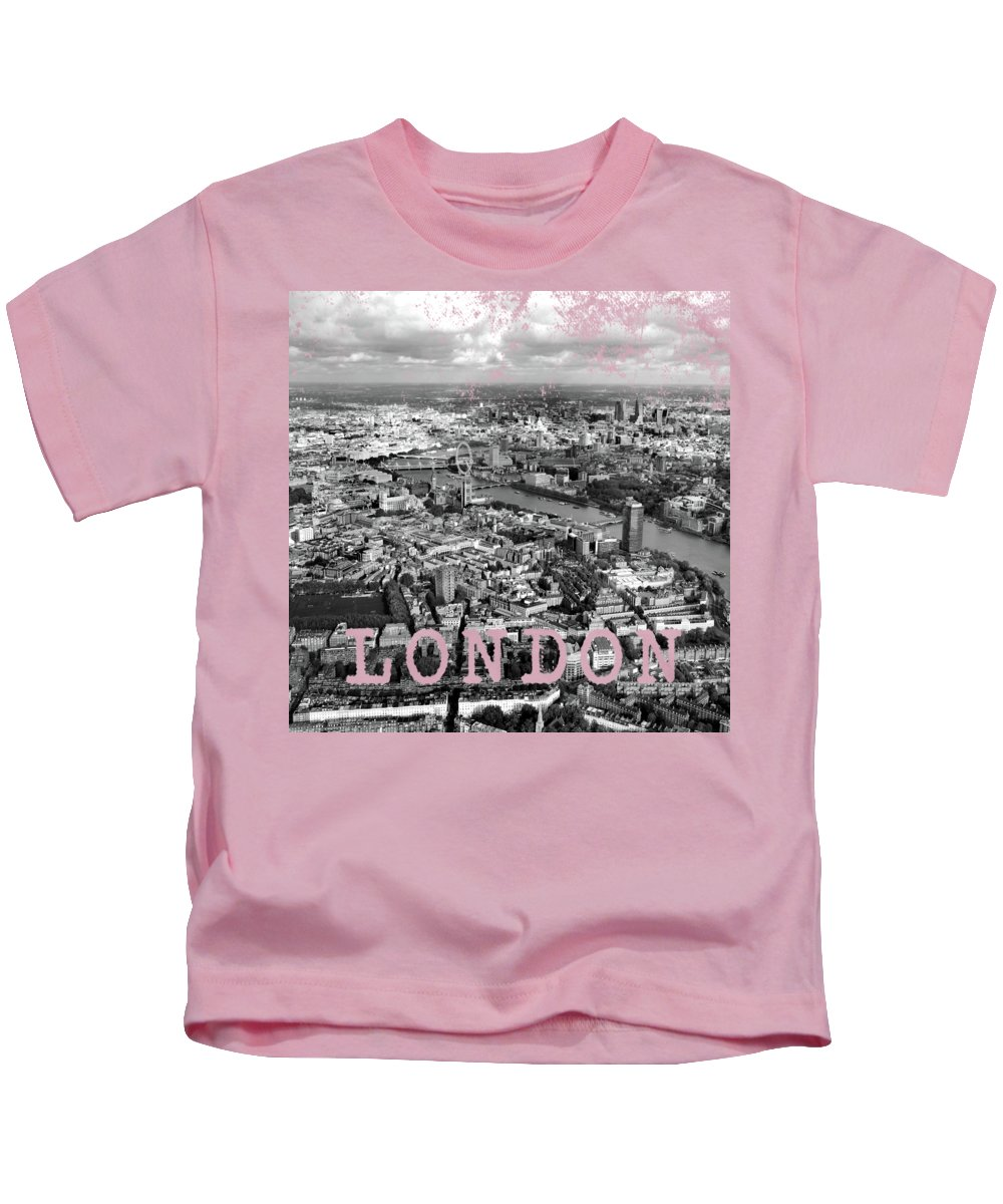 Aerials Photographs Kids T-Shirts