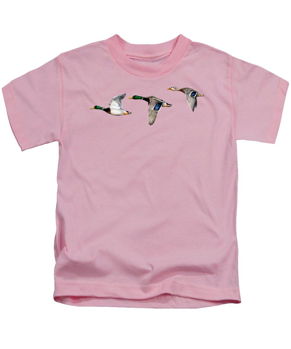 Goose Kids T-Shirts