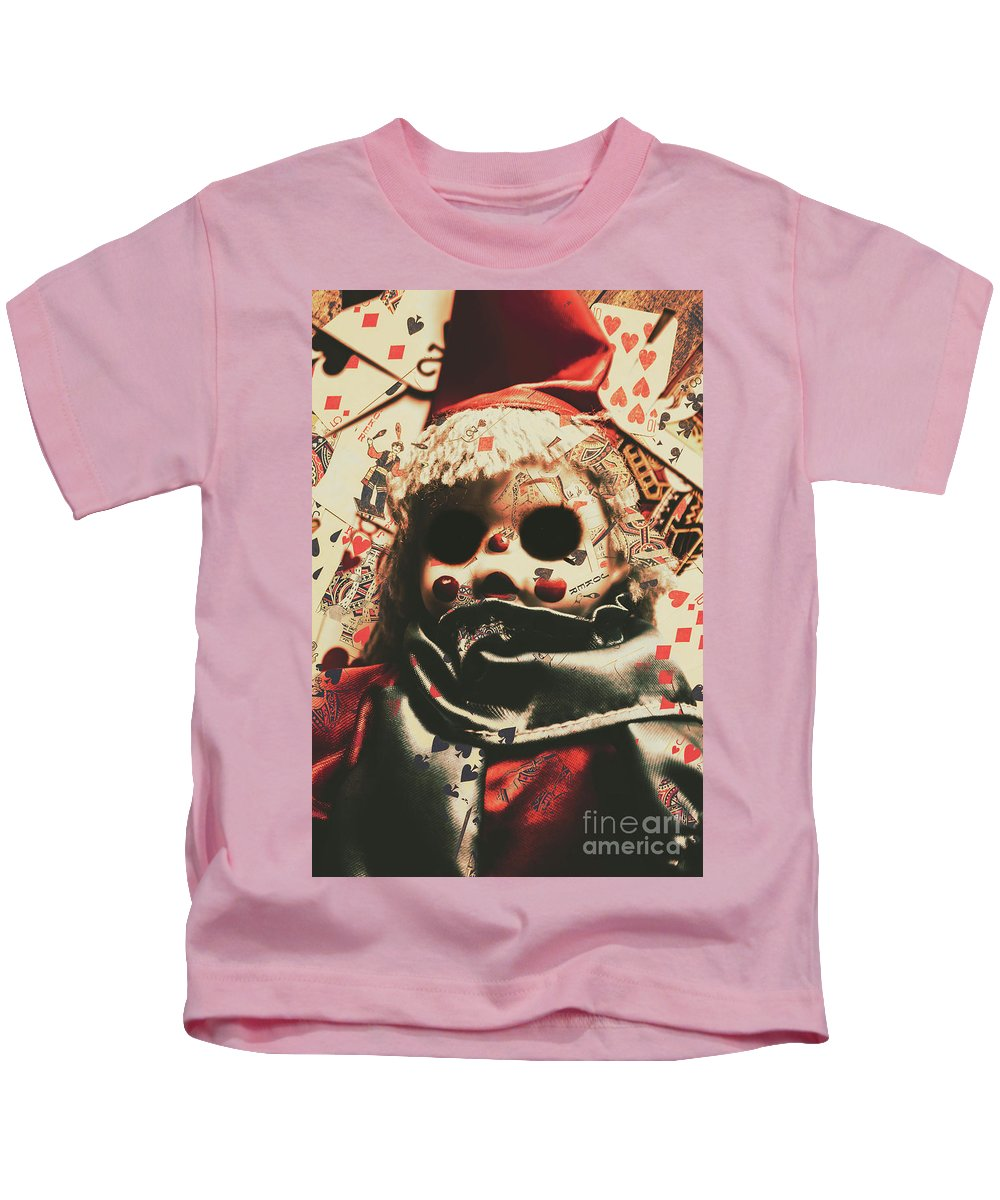 Bad Kids T-Shirt featuring the photograph Bad Magic by Jorgo Photography - Wall Art Gallery