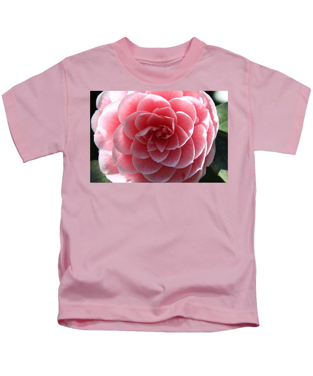 Flower Kids T-Shirt featuring the photograph Blooming by Lauri Novak