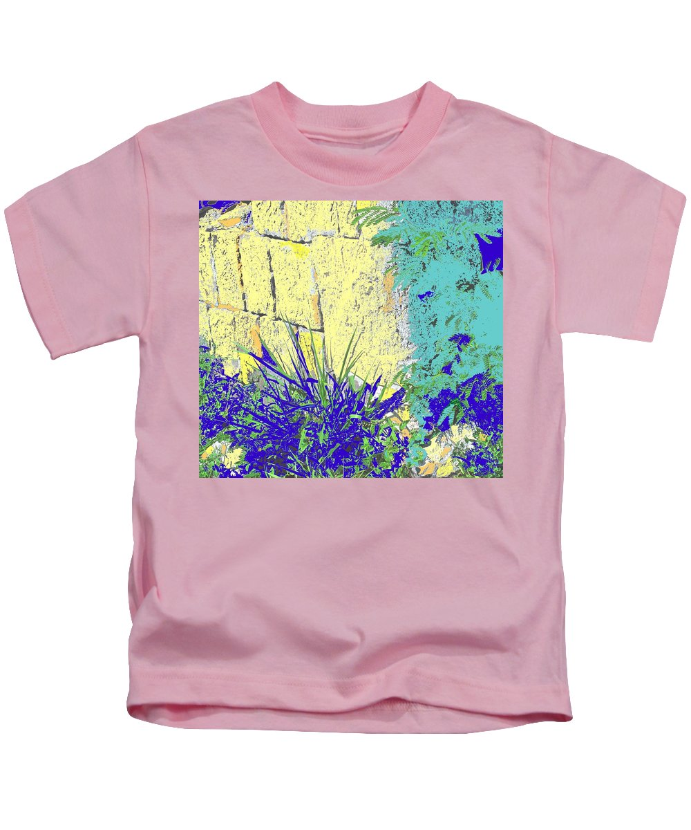 Brimstone Kids T-Shirt featuring the photograph Brimstone Blue by Ian MacDonald