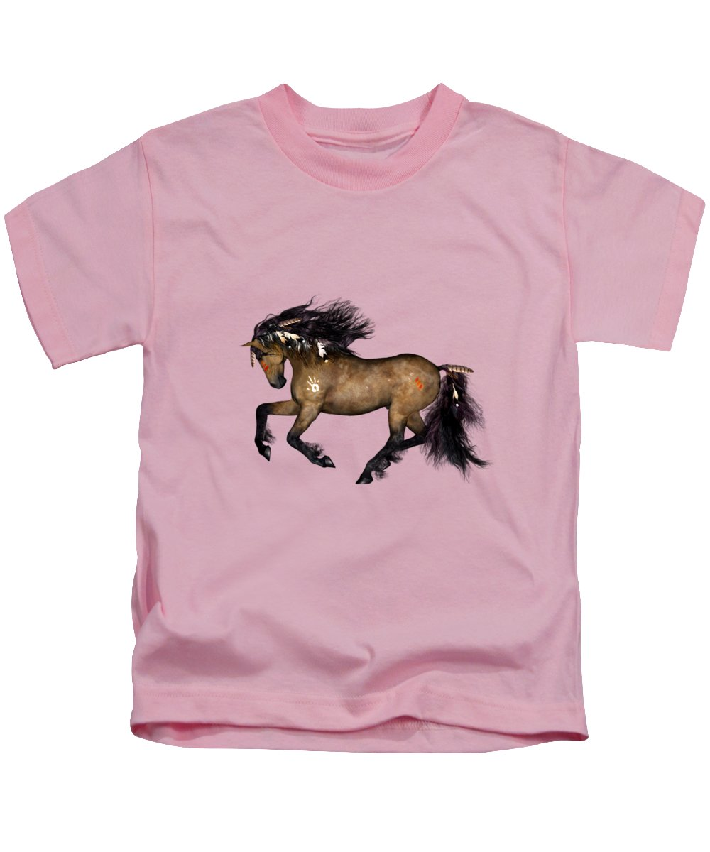 Prairie Paintings Kids T-Shirts
