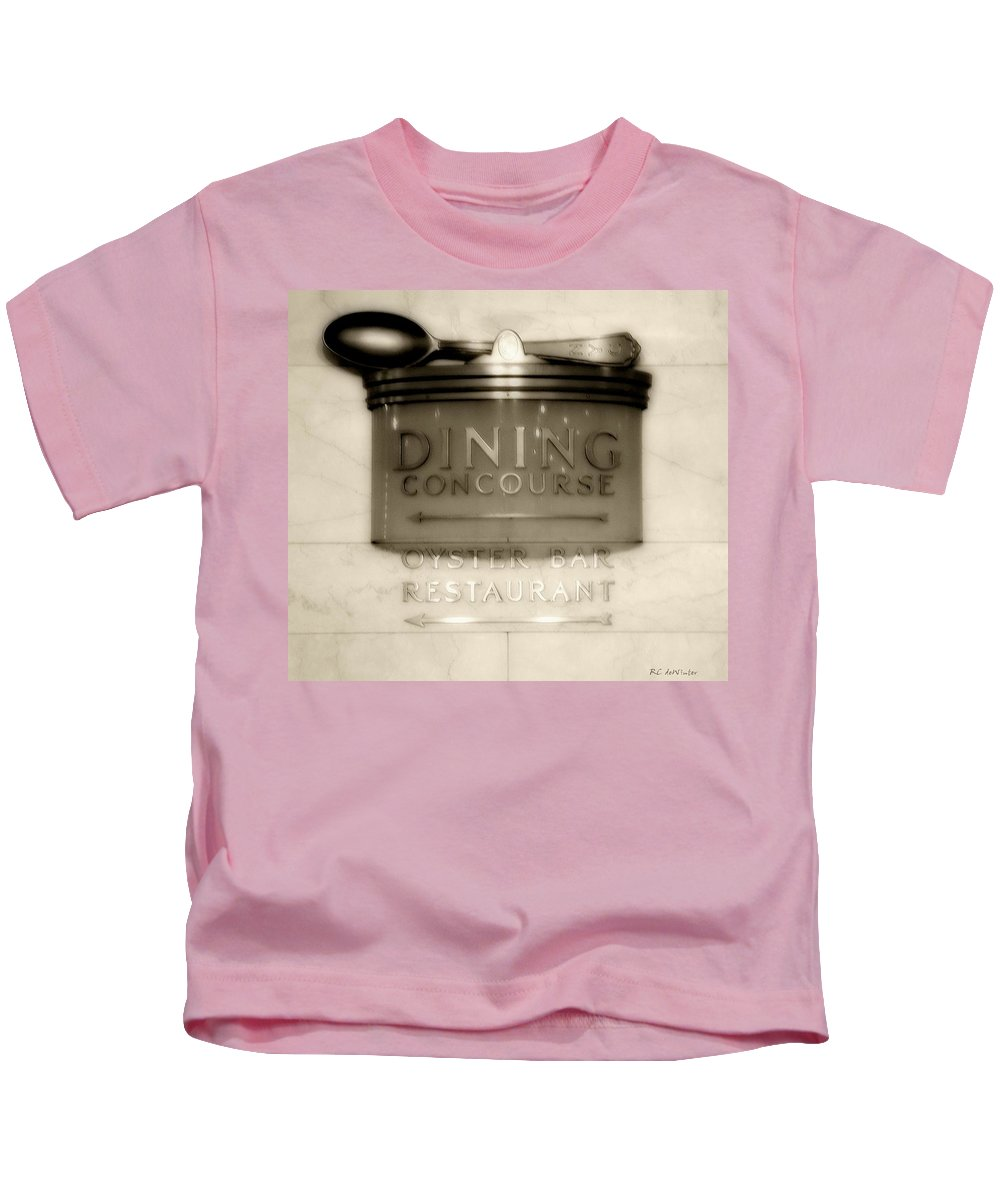Art Deco Kids T-Shirt featuring the photograph Directions In Deco by RC DeWinter