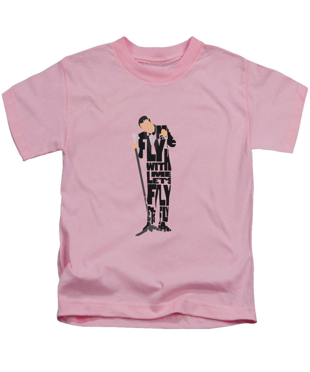 Frank Sinatra Kids T-Shirts
