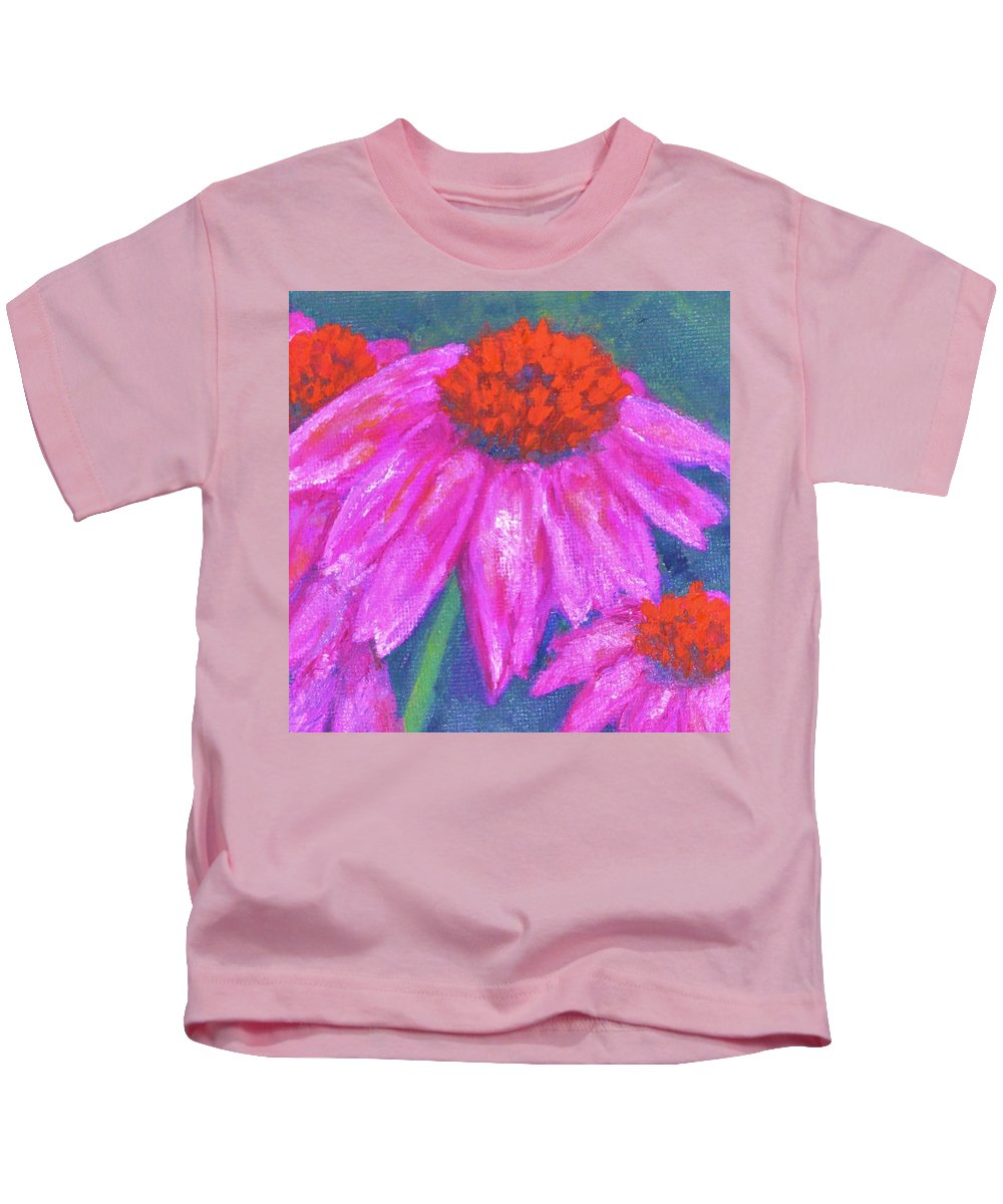 Impressionist Kids T-Shirt featuring the painting In The Spotlight by Marla McPherson