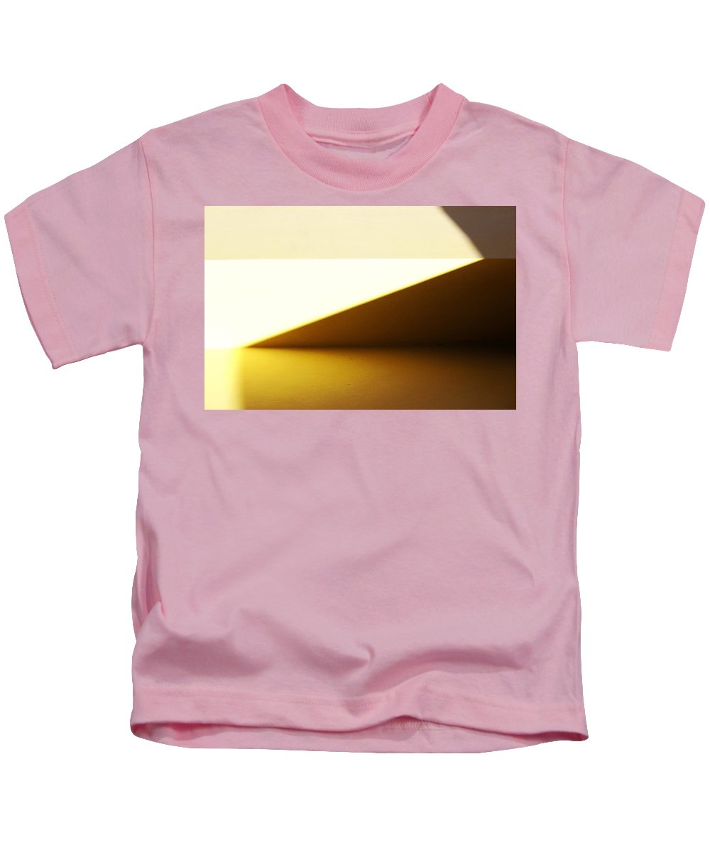 Minimal Kids T-Shirt featuring the photograph Infant To Adult And Thereafter by Prakash Ghai