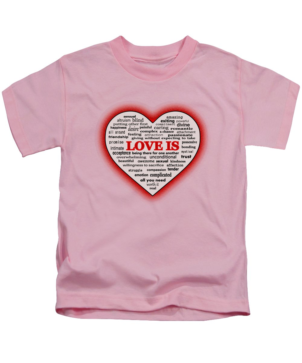 Divine Love Kids T-Shirts